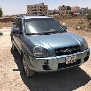 For sale Hyundai Tucson car in Irbid
