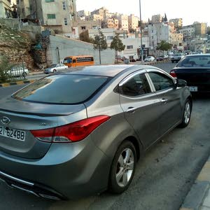 Automatic Grey Hyundai 2012 for sale