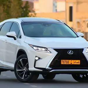 Automatic Lexus 2016 for sale - Used - Nizwa city