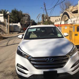 km mileage Hyundai Tucson for sale