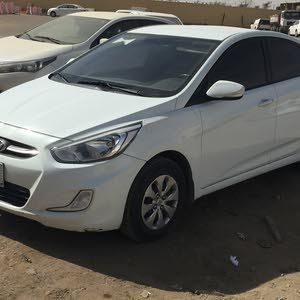 For sale 2016 White Accent