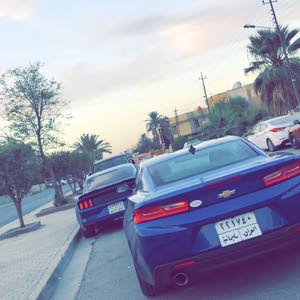 Ford Mustang car for sale 2017 in Baghdad city