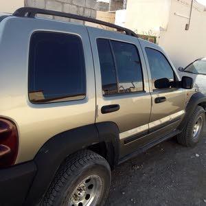 Gasoline Fuel/Power   Jeep Cherokee 2005
