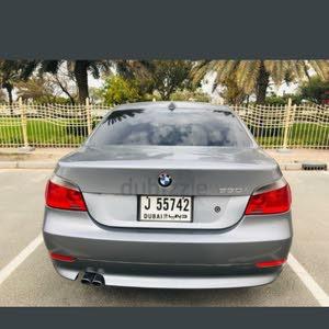 BMW خامسة حاجب 530