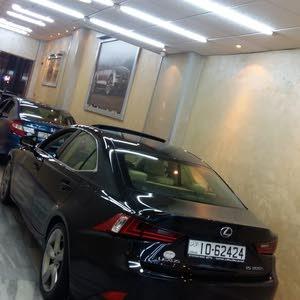 Automatic Black Lexus 2013 for sale