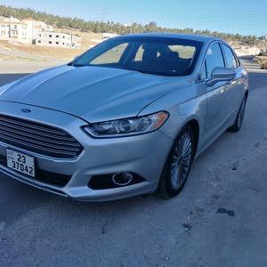 For sale 2014 Silver Fusion