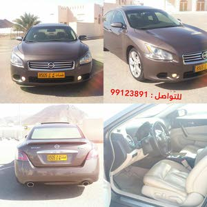 Used condition Nissan Maxima 2012 with 1 - 9,999 km mileage