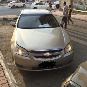Chevrolet Epica 2008 with engine heating problem for sale