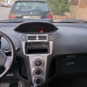 Used condition Toyota Yaris 2006 with +200,000 km mileage