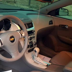 Gasoline Fuel/Power   Chevrolet Malibu 2011