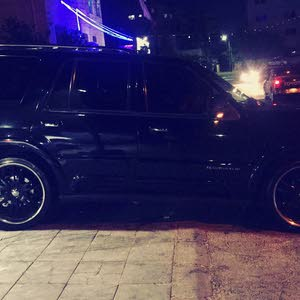 Lincoln Navigator car is available for sale, the car is in Used condition