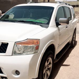Used 2008 Armada in Basra