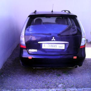 Mitsubishi Grandis 2009 For sale - Black color