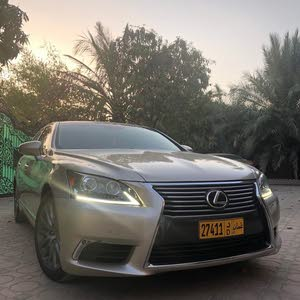 50,000 - 59,999 km mileage Lexus LS for sale