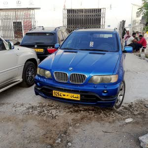 BMW X5 car for sale 2003 in Muscat city