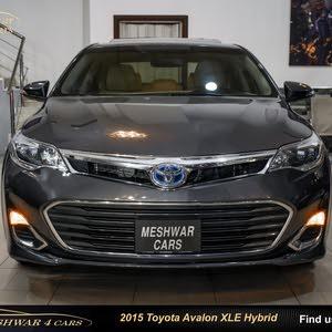 تويوتا أفالون 2015 Toyota Avalon XLE Hybrid