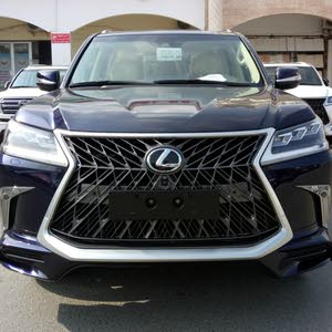 Available for sale! 0 km mileage Lexus LX 2017