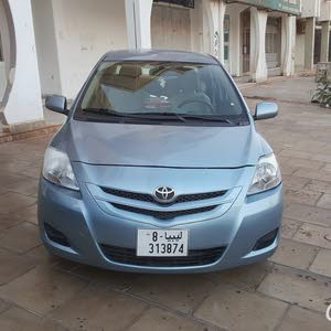 New Toyota Yaris in Benghazi