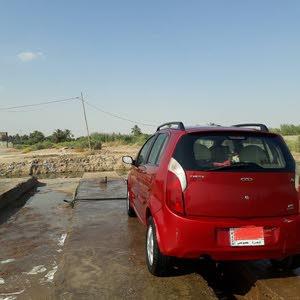 شيري a1 موديل 2012 اللون خمري المحرك 4 سلندر 1300 بحالة جيدة تدفئة وتبريد حساسات
