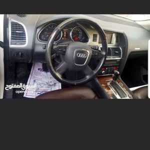 Used Audi Q7 in Abu Dhabi