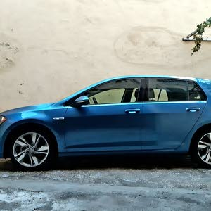 For sale 2015 Blue Golf