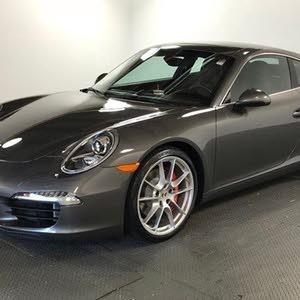 Gasoline Fuel/Power   Porsche 911 2012