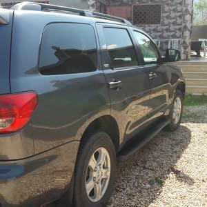 Toyota Sequoia 2012 - Benghazi