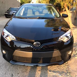 Toyota Corolla 2015 le