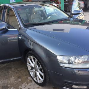 Automatic Blue Audi 2008 for sale