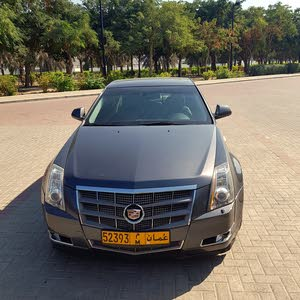 Grey Cadillac CTS 2009 for sale