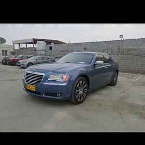 Blue Chrysler 300C 2011 for sale