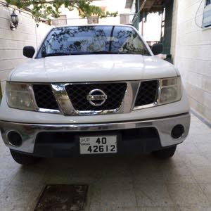 For sale Nissan Navara car in Amman