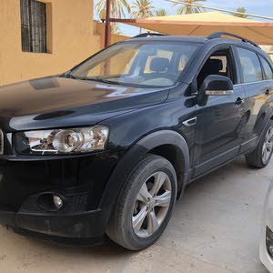 For sale Used Captiva - Automatic