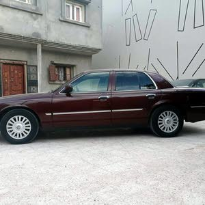 Ford Crown Victoria 2008 for sale in Tripoli