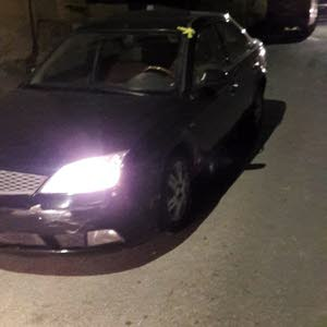 Ford Mondeo 2006 For sale - Black color
