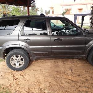 Ford Escape in Tripoli