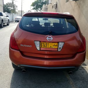 150,000 - 159,999 km Nissan Murano 2008 for sale
