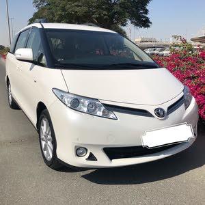 Toyota Privia 2015 model Se top option