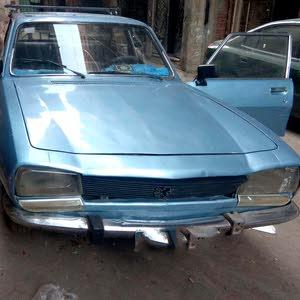 Peugeot 504 1977 - Cairo