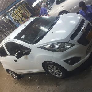 Chevrolet Spark car for sale 2015 in Muscat city