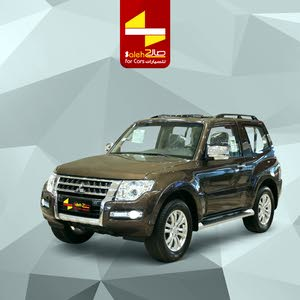 2017 New Pajero with Automatic transmission is available for sale