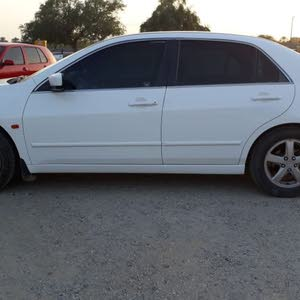 Available for sale! +200,000 km mileage Honda Accord 2004
