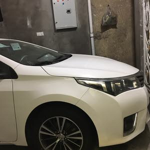 2014 New Corolla with Automatic transmission is available for sale