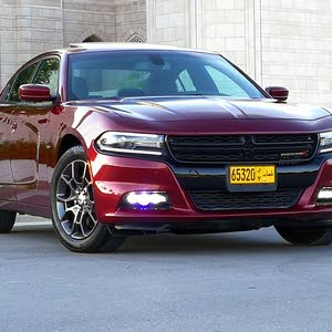 Maroon Dodge Charger 2018 for sale
