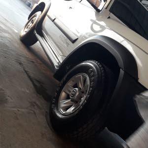 Nissan Patrol 2003 For sale - White color