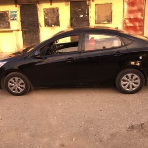 Hyundai Accent 2017 for sale in Cairo
