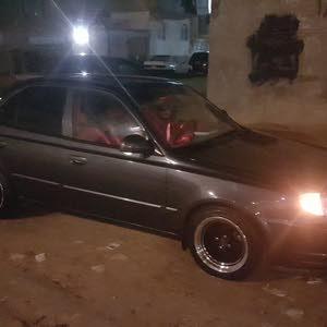 For sale Hyundai Verna car in Suez