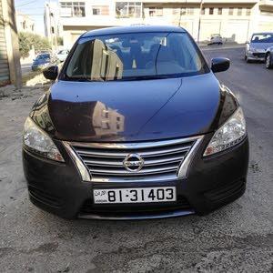 For sale Nissan Sentra car in Amman