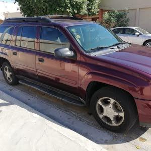 Chevrolet TrailBlazer 2006 For sale - Maroon color