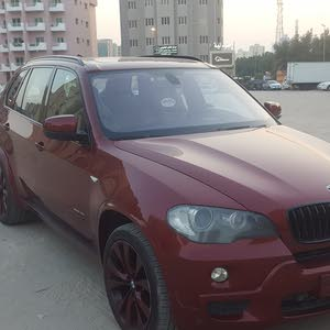 BMW X5 2010 For sale - Red color